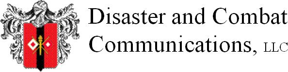 Disaster and Combat Communications Logo