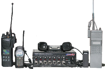 Radio Interoperability Gateway with ICOM, Motorola XTS and MBITR