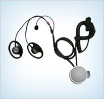 CBRNe Headset with P-T-T