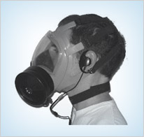 PPE/SCBA Compatible Headsets