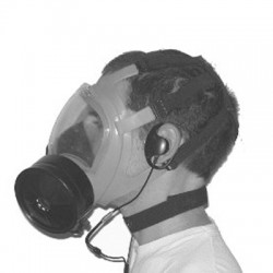 SCBA, PAPRs Compatible Headsets