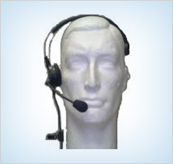 HS-12 | Over-the-head Band Headset