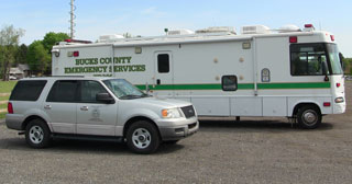 Bucks County Emergency Services and Communications