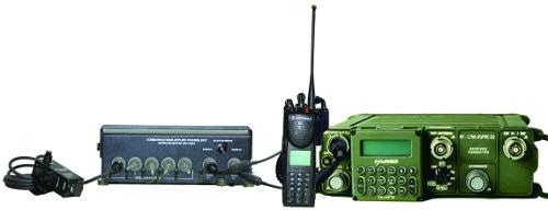 AMCVIS Tactical System Control Unit - Complete
