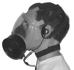 SCBA, PAPRs Compatible Headsets  (Multiple Configurations Available)
