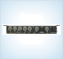 Portable EOC Unit - 4 Talk Group, 10 Port - Rack Mount